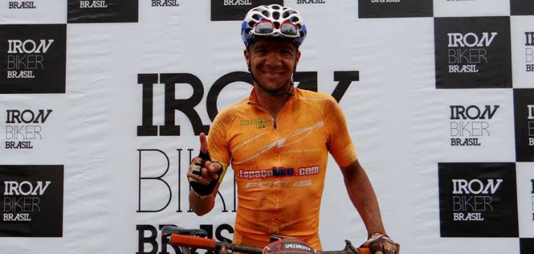 Iron Biker celebra MTB em Mariana