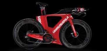 Diamondback lança bike de triathlon mais veloz do mundo
