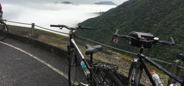 Desafio Bicicletas ao Mar, relato de Ana Maria Destito