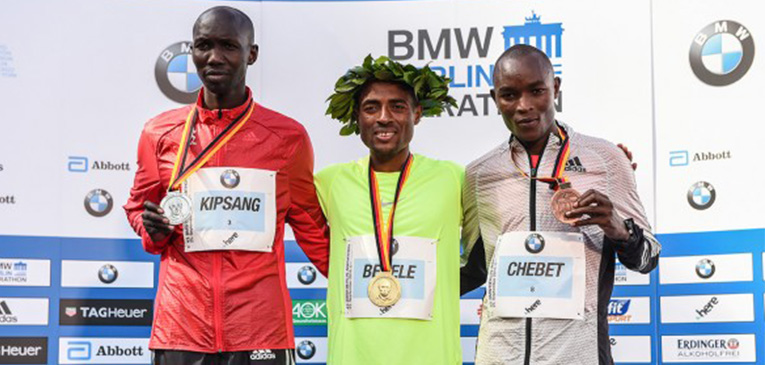 Foto: Berlin Marathon official website