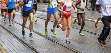 Strava dá tênis para quem fazer split negativo em maratona