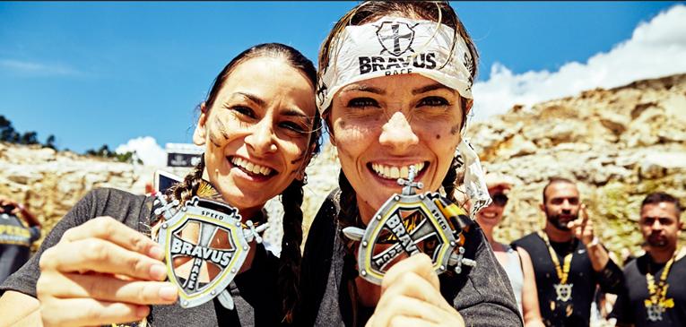 5 motivos para fazer corrida de obstáculos