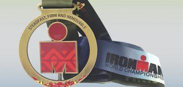 A cobiçada medalha de 2016 foi divulgada pelo Ironman, que publicou ainda um vídeo com algumas curiosidades de como nosso objeto de fascínio é feito