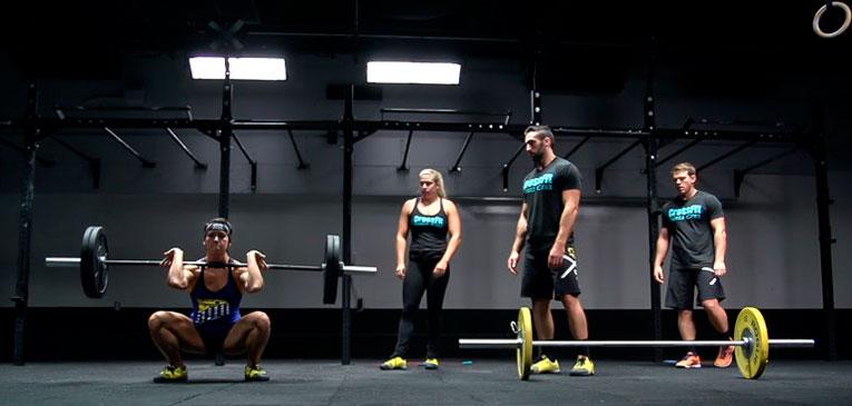 CrossFit Team Series: veja os novos WODs