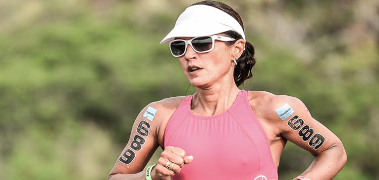Fernanda Keller: um ícone do Iron Havaí