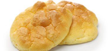 Cloud Bread é uma receita de pão sem glúten