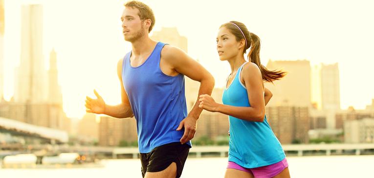 Postura: torne-se um corredor eficiente