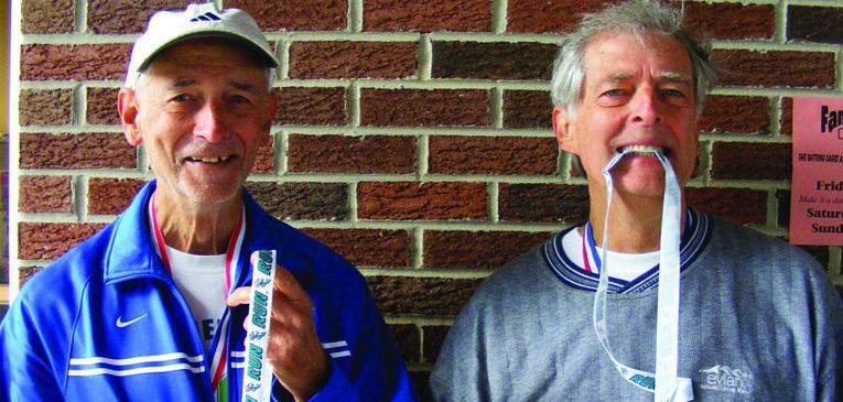 Maratona de Chicago: 18 vezes aos 81 anos