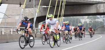 Divulgação Gear Up Bike Challenge