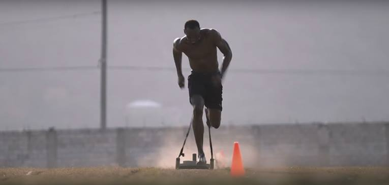 Filme sobre Bolt: no Brasil em dezembro