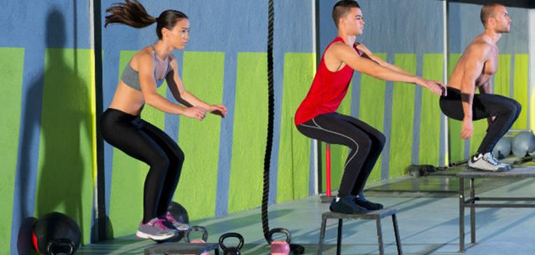 Aprenda esses saltos para correr melhor
