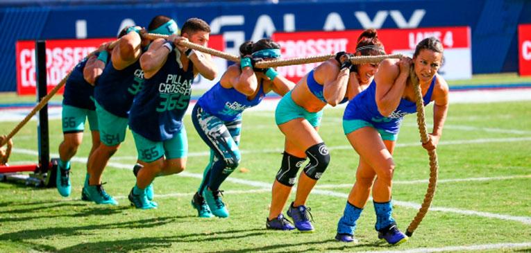 CF Games: regras para competir em equipe