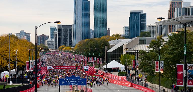 Maratona de Chicago: inscrições até o dia 29