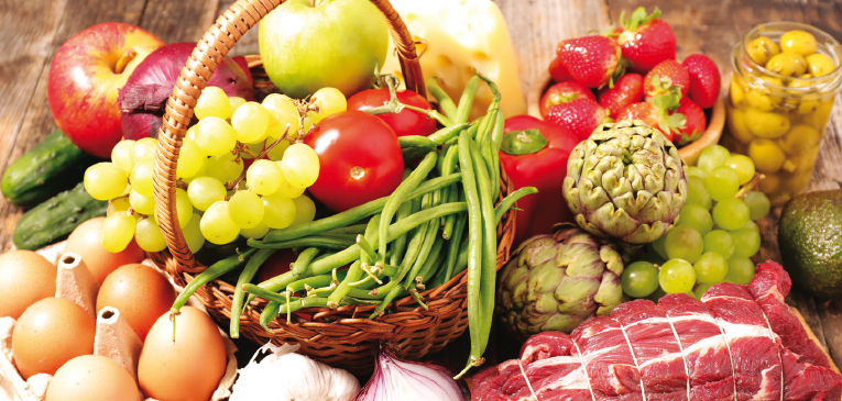 Como manter uma dieta equilibrada