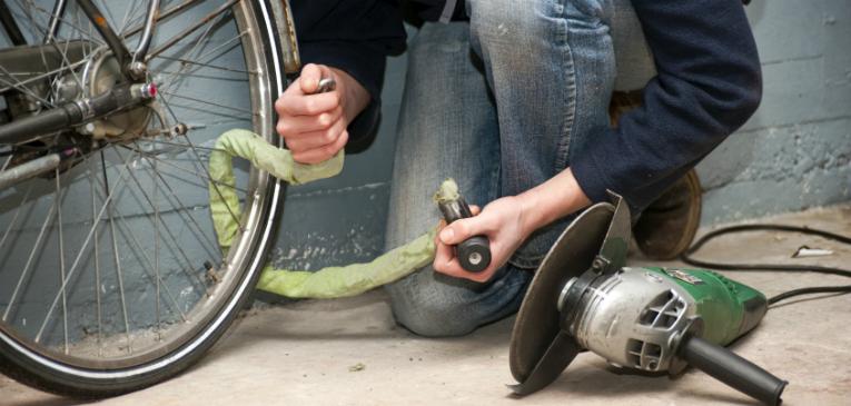 Uma nova maneira de proteger sua bike