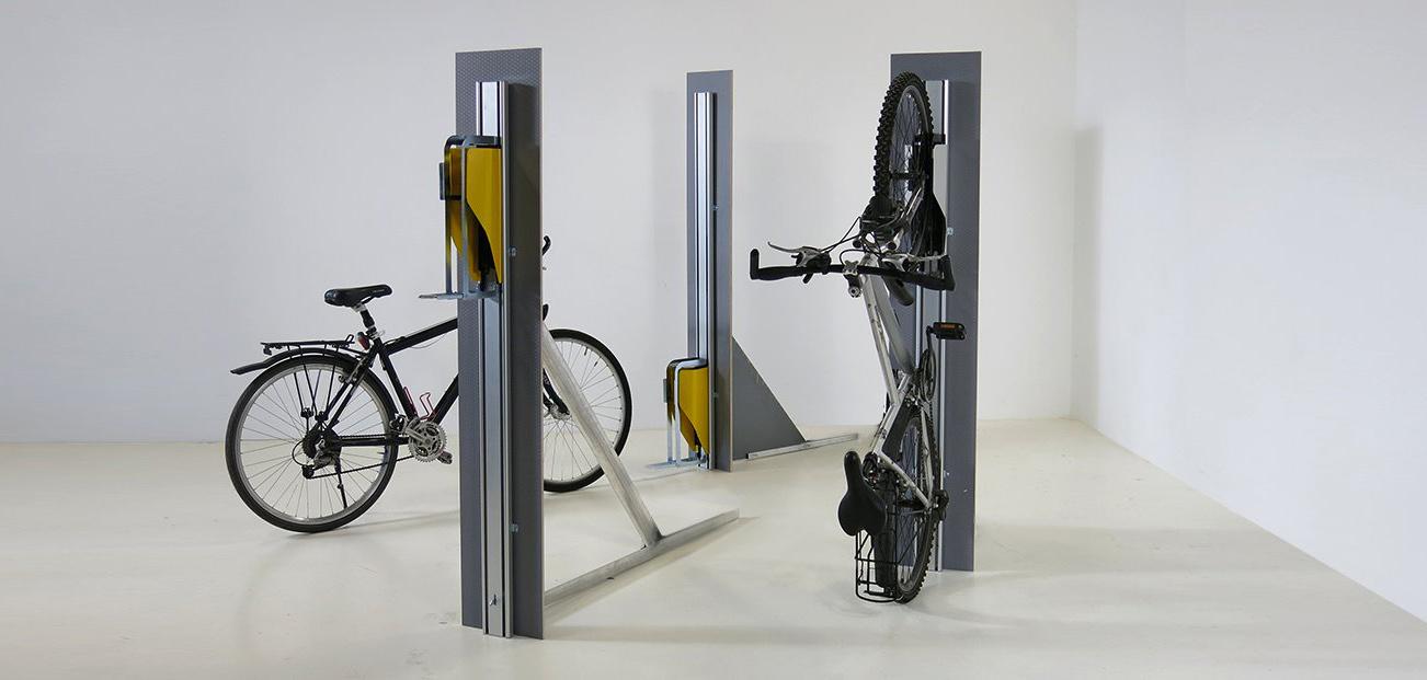 Empresa cria suporte inteligente para bike