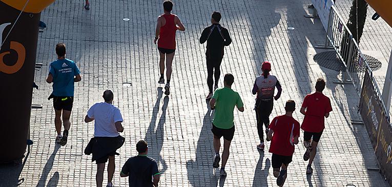 Maratonista longevo