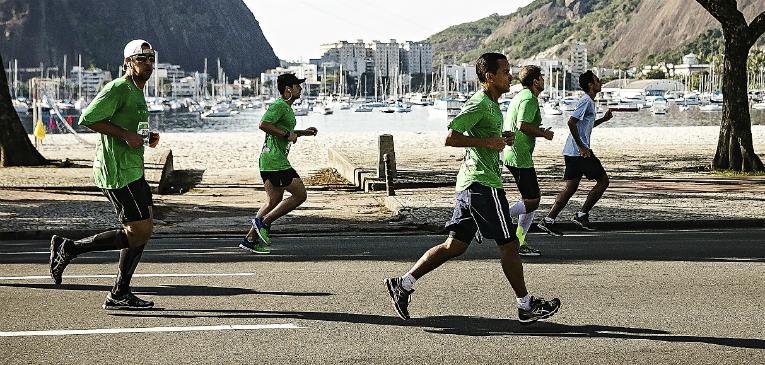 Veja o calendário de corridas de rua do Rio