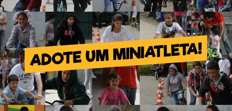L'Étape Brasil promove ação social