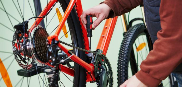 Cuidados com a bike parada nas férias