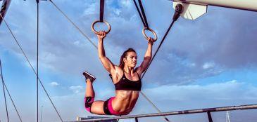 A força da mulher no crossfit e o que ela supera