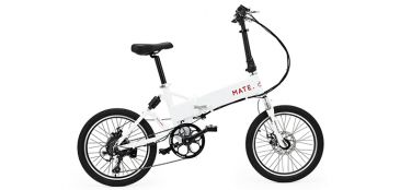 Empresa cria bike elétrica dobrável com autonomia de 80 km