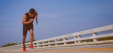 Tá difícil correr no calor?