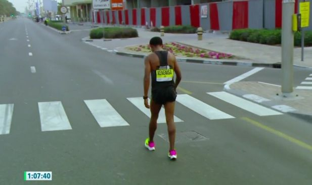 Bekele falha ao tentar recorde dos 42k
