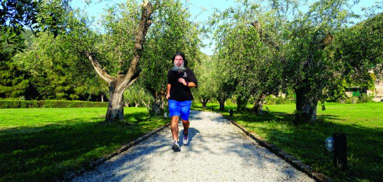 60 maratonas aos 60: 2.500 km à frente