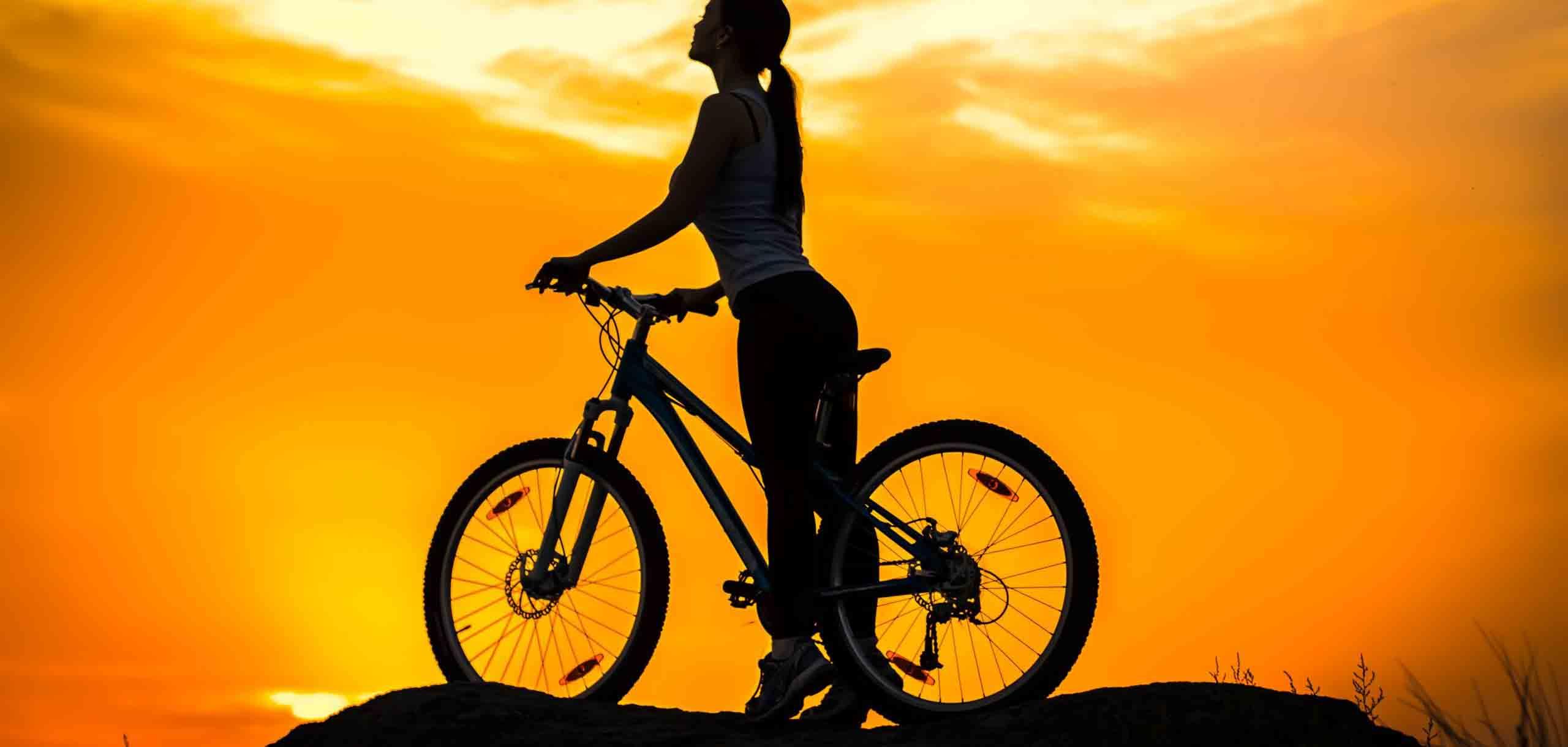 Dor nos glúteos <br>após pedalar?