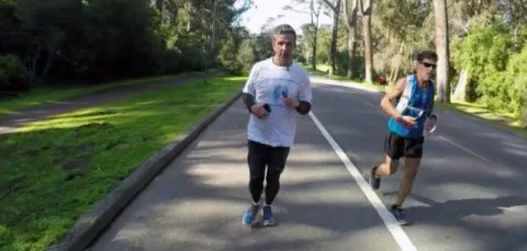 52 maratonas em 52 semanas pós-cigarro