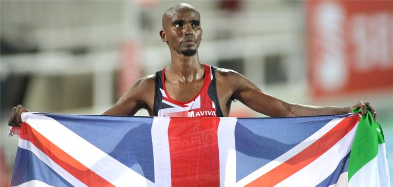 Mo Farah é acusado de doping