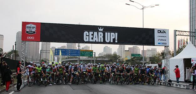 Gear Up Bike Challenge em SP