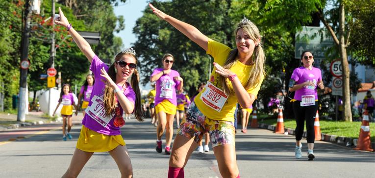 Disney Princesa Magical Run em SP