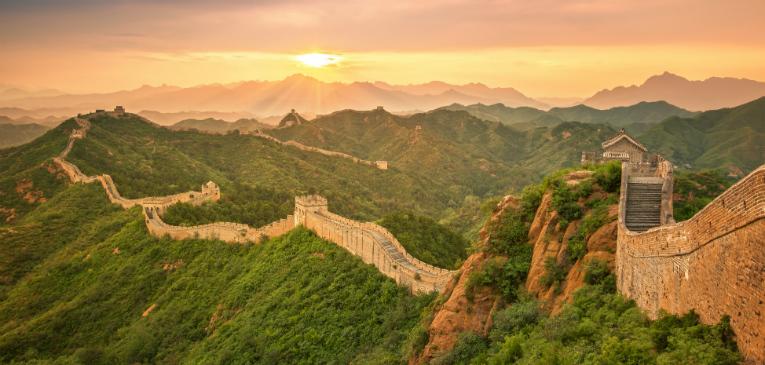 Maratona da China: o retorno à grande muralha
