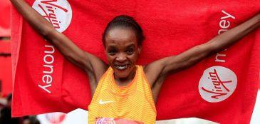 Sumgong foi flagrada no doping por uso de EPO