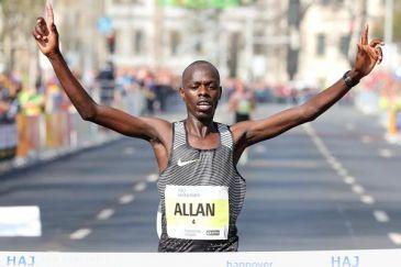 Queniano bate recorde na HAJ Maratona de Hannover