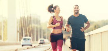 Como ir dos 10 km para a primeira meia-maratona sem pular etapas