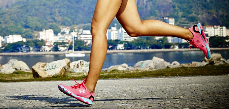 Correr não faz mal para seus joelhos