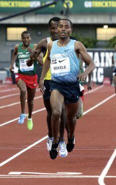 Bekele culpa tênis revolucionário da Nike por derrota em Londres