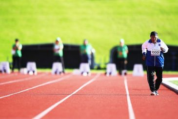 Correr na terceira idade: atletas mostram que a corrida não tem idade