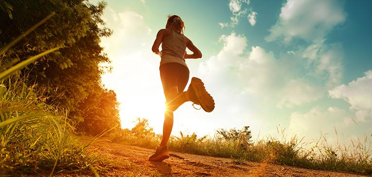 Ganhe fortalecimento muscular correndo!