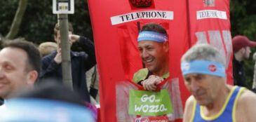 As melhores fantasias que renderam recordes mundiais na Maratona de Londres