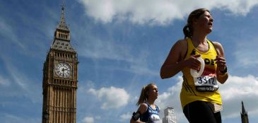 Inscrições para a Maratona de Londres de 2018 terminam na sexta-feira