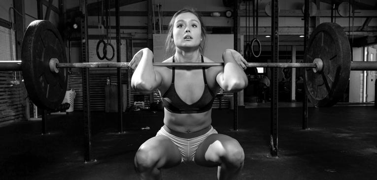 5 motivos para treinar seu Front Squat