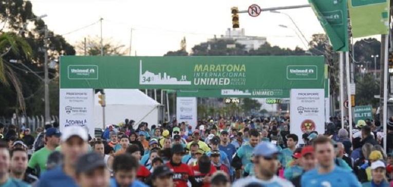 Maratona de Porto Alegre: brasileira leva