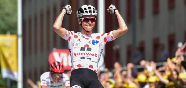 Tour: Barguil vence 13ª etapa