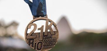 8 mil corredores curtiram a Asics Golden Run no Rio de Janeiro