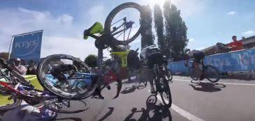 Imagens incríveis do Tour de France 2017