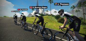 Novo ciclista da Dimension será escolhido através do Zwift